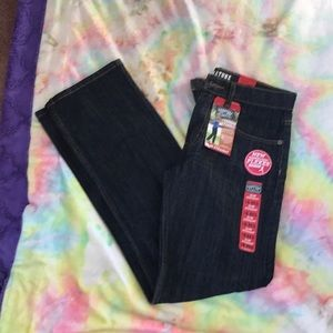 Levi's 18 Reg Slim Straight Jeans NWT